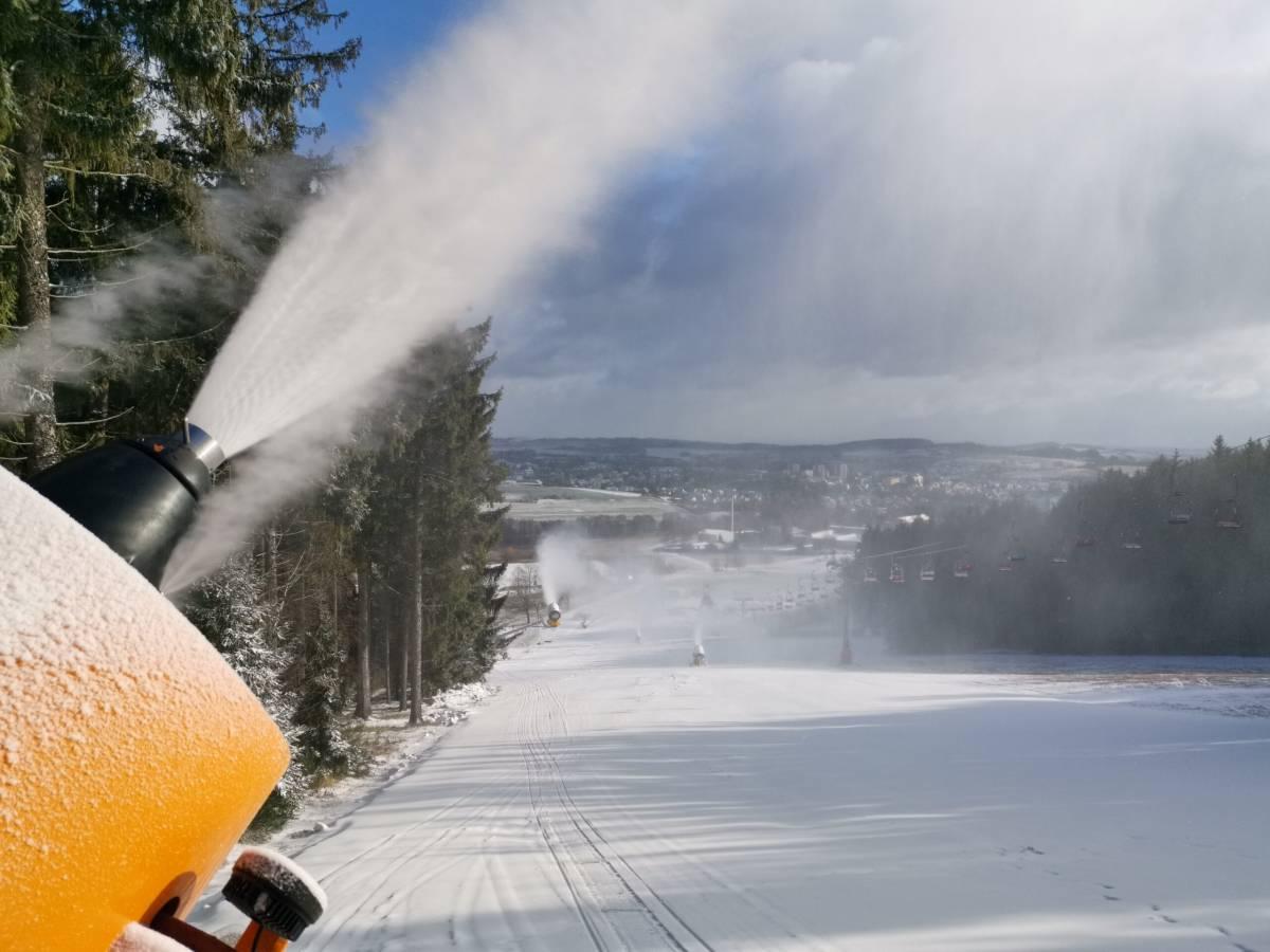 Speed dating lyžařský vlek